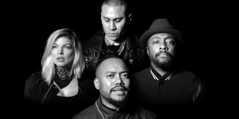"Black Eyed Peas ""WHEREISTHELOVE"" Video"