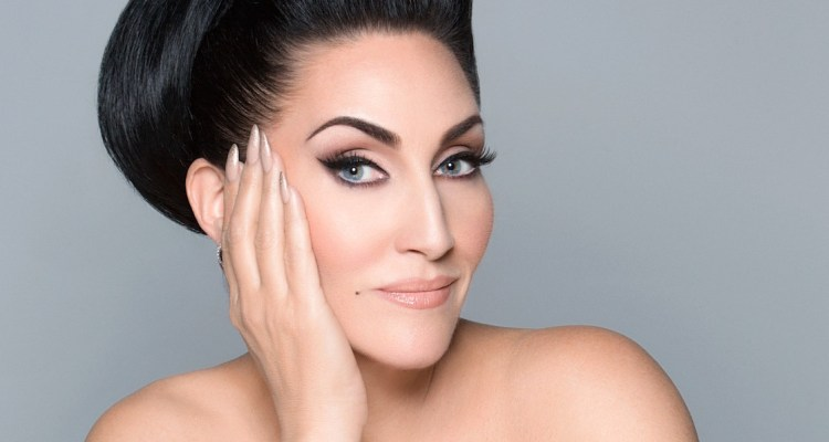 Michelle Visage Photography by Mathu Andersen