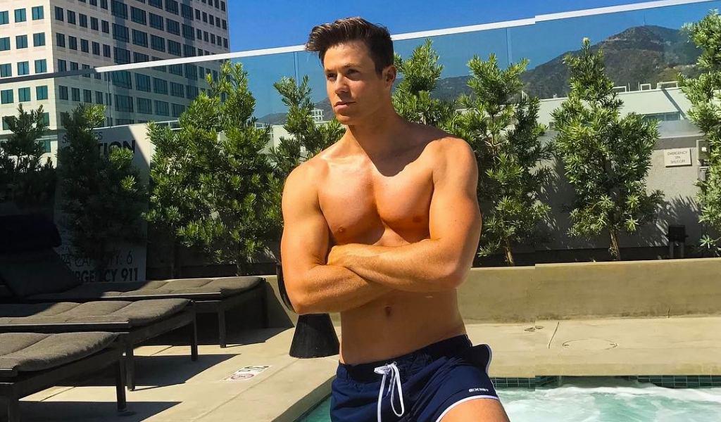 "Ehemaliges ""O-Town""-Mitglied Ashley Parker Angel ist nun Fitness-Instagram-Star"