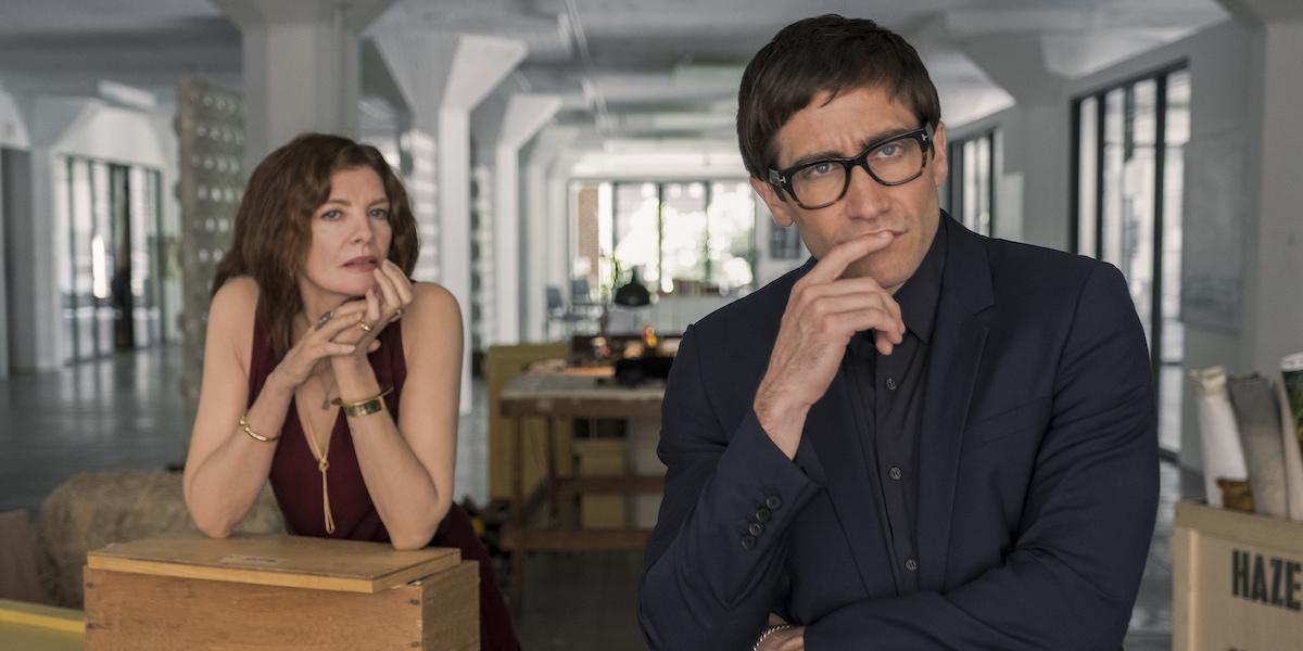 "Sexy Jake Gyllenhaal ist schwul in neuem Netflix ""Velvet Buzzsaw""-Film!"