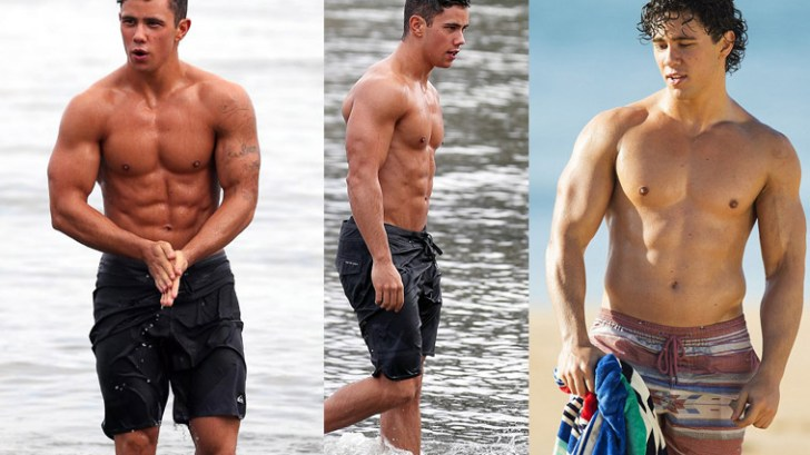Orpheus Pledger's Hottest Shirtless Moments