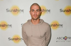 Max George made fearless by brave Tom Parker