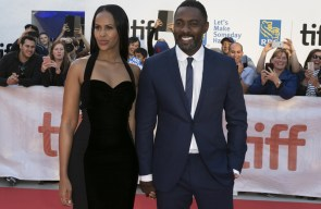 Idris Elba and his wife were 'inseparable' as soon as they met