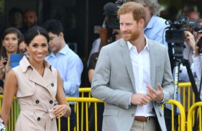Prince Harry and Duchess Meghan want Windsor christening for Lili