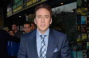 Nicolas Cage and his wife bonded over pet flying squirrels