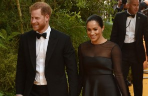 Prince Harry and Duchess Meghan 'being lined up for Emmys'