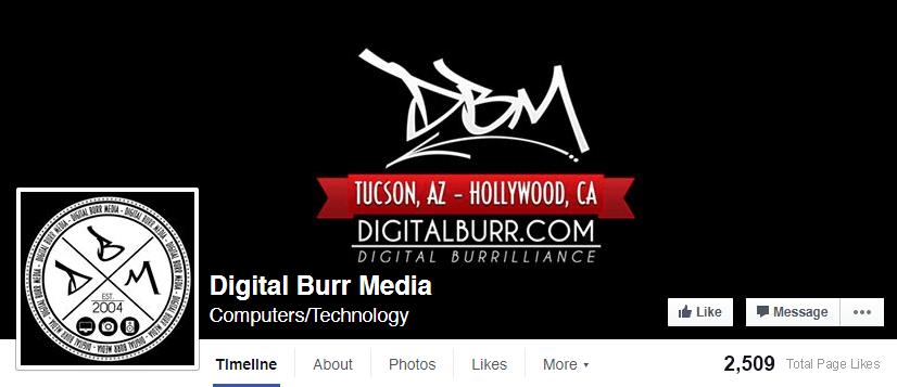 Digital-Burr-Media