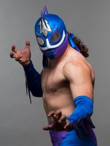 Luchador Espiritu joins the New Blood team at Milestone with something to prove.