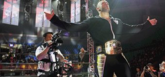 Worlds Champion: United's China Special Through the Eyes of Nick Aldis
