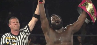 Willie Mack to Make First Defense of NWA National Title on Oct 28