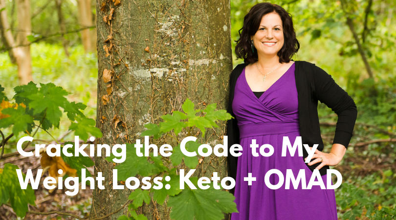 Cracking the Code to My Weight Loss: Keto + OMAD | Holly Worton
