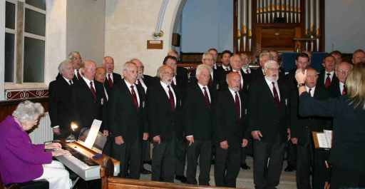 Choir kehelland 2011 (2)