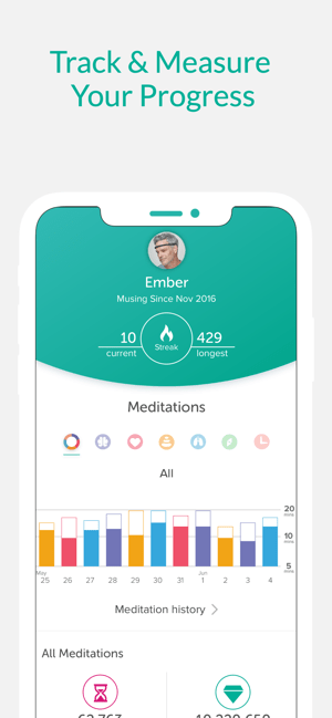 Meditation Analysis