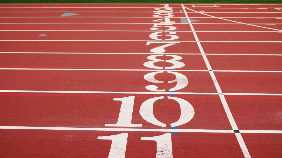 Running Lanes 1-11