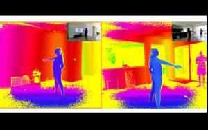motion capture hologramme