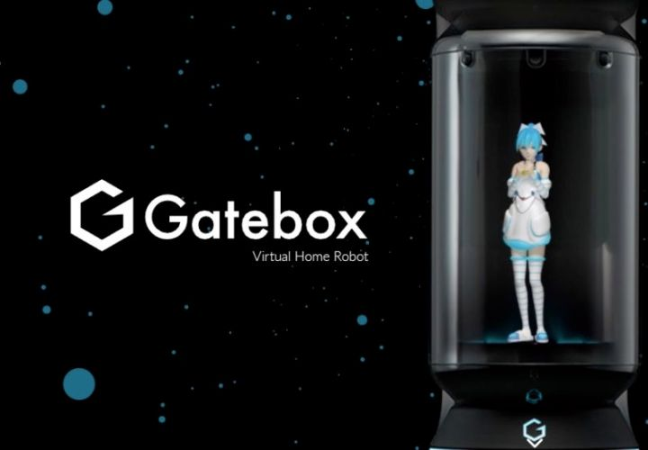 gatebox hologramme