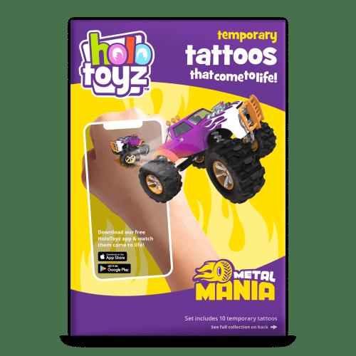 tHot Rods et Monster Trucks qui prend vie holotoyz