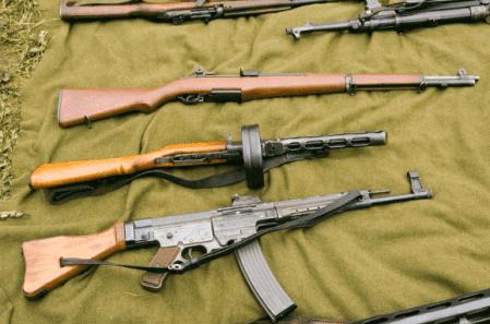 choosing an appropriate rifle