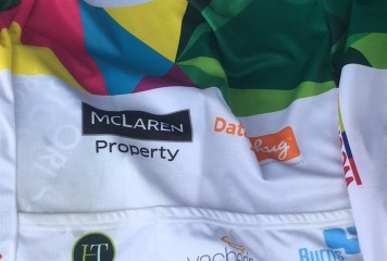 Holtby Turner Executive Search sponsor The World's Biggest Property Bike Ride