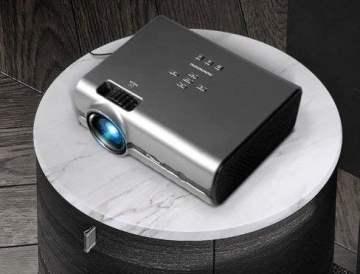 CiBest 4-Inch Mini Projector