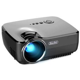 Hausbell Mini Projector