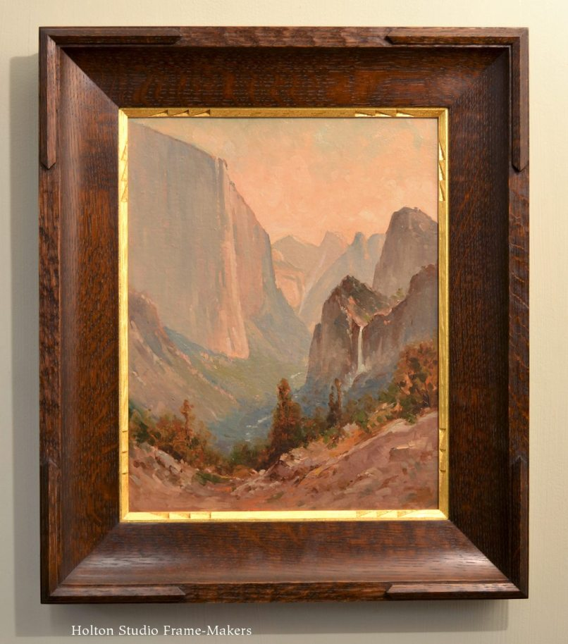 Contemporary Holton Frames Sketch - Custom Picture Frame Ideas ...