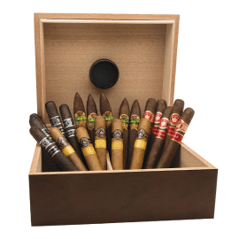 Father's Day Cigar & Humidor Combo