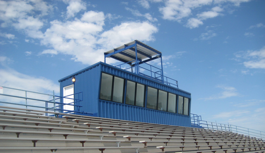 Chisholm Press Box
