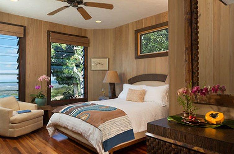 Orchid Room at Holualoa Inn