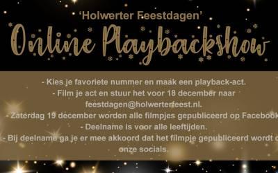 Online Playbackshow