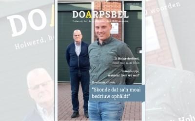 De nieuwe Doarpsbel is uit! Heb jij 'm al gelezen?