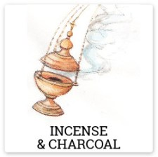 Incense and Charcoal