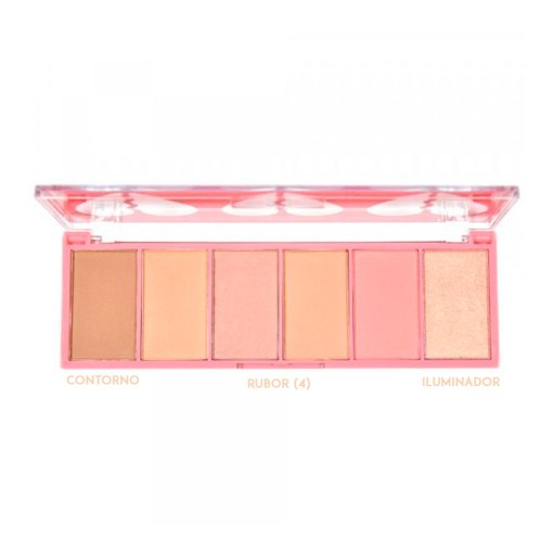 paleta-face-kit-heart-ruby-rose-modo-de-uso-Holy-cosmetics