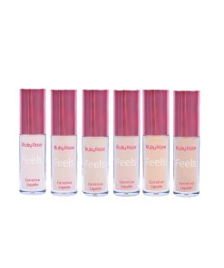 Correctores-feels-Ruby-rose--Holy-cosmetics