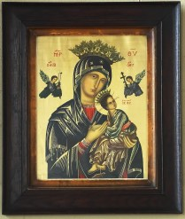 Icon of Our Lady of Perpetual Succour