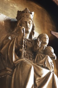 Statues of Our Lady