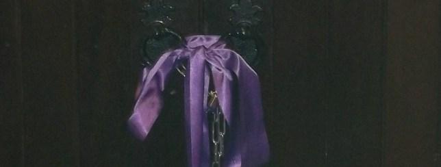 Holy Door sealed