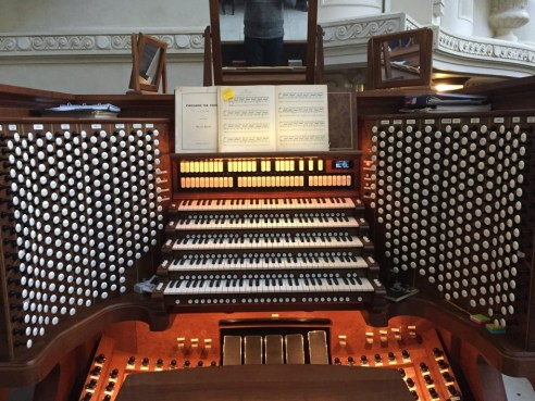 Organ Buttons Annapolis