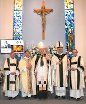 Fr. Joseph 25th Anniversary