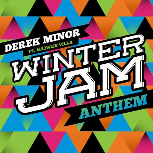 Winter Jam Anthem Derek Minor