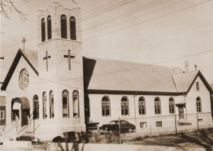 Holy Ghost - old church
