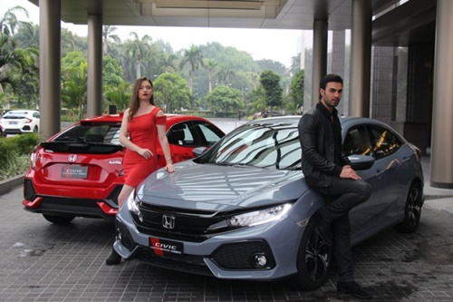 Promo Honda Civic