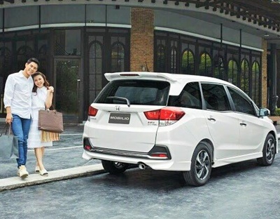 Promo New Honda Mobilio