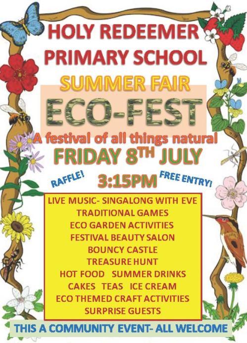 Eco Fest 2016 Poster