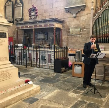 Remembrance Service 2017b