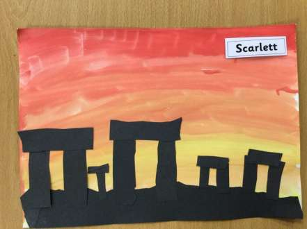 Scarlett Stonehenge