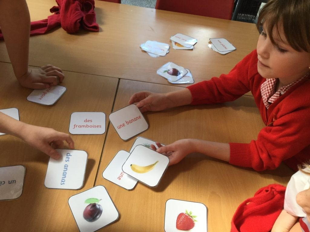 Fruit Matching (4)