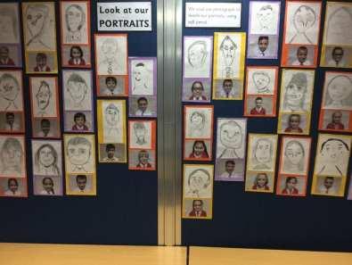 Year Three Portraits (3)