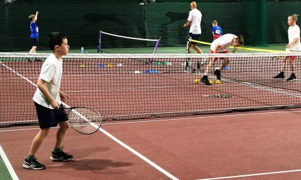 Yr 5 tennis 6