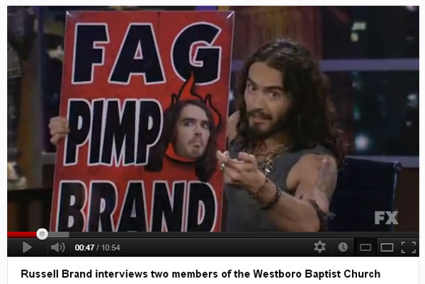 Russell Brand Youtube